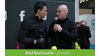 Atef Barbouche Agridemain au SIA 2019