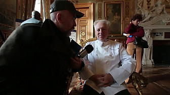 Interview de Jean François Girardin  pour la présentation du Salon de la gastronomie d'Outre-mer  #gastronomie