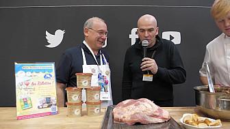 C'est à manger près de chez vous ! ' Rencontre avec Monsieur Alain Cabannes Porc fermier de la Sarthe