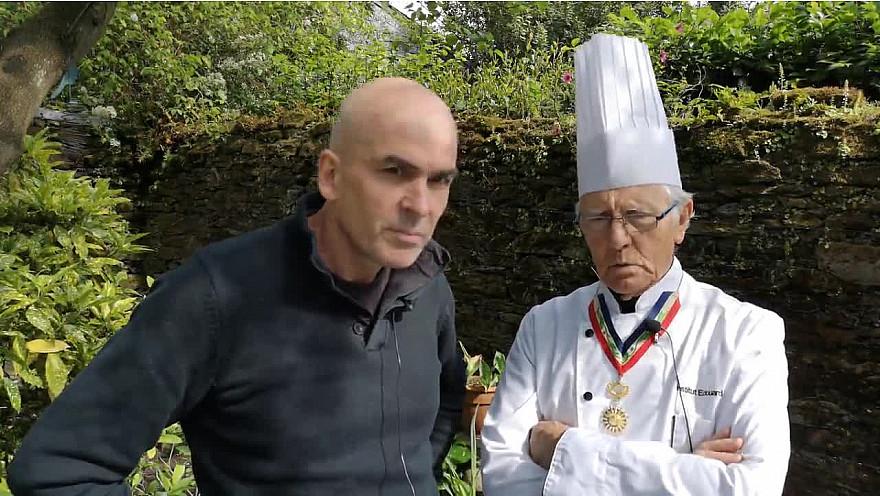 Déjeuner Silure,  sous l'égide de Monsieur Yvon Garnier - Académie Culinaire de France #Silure